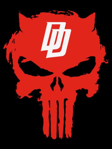 Punisher but Daredevil