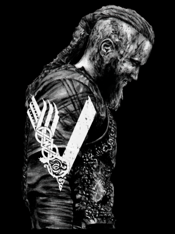Ragnar Lothbrok - King - Vikings