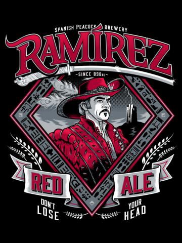 Ramírez Red Ale
