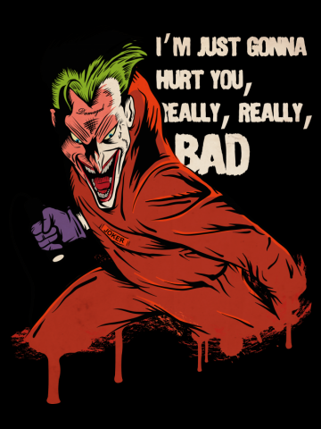 Really, Really, Bad!