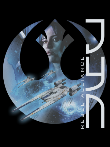 Rebel Alliance Jyn