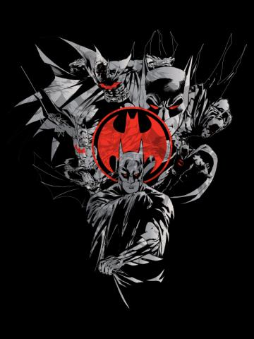 Red Bat Signal