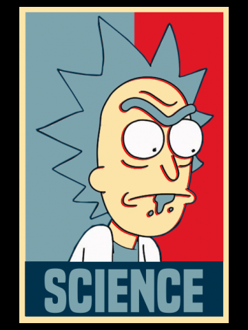Rick and Morty - Science