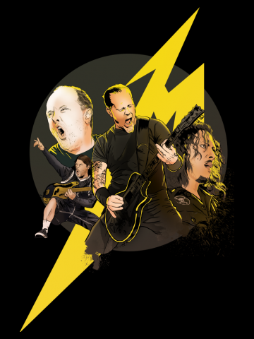 Ride The Lightning!