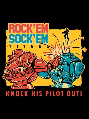 Rock'em Sock'em Titans