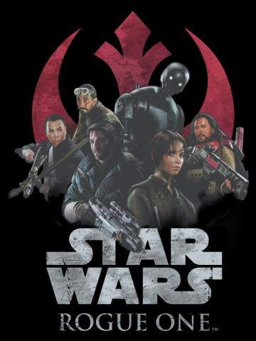 Rogue One Rebel Alliance