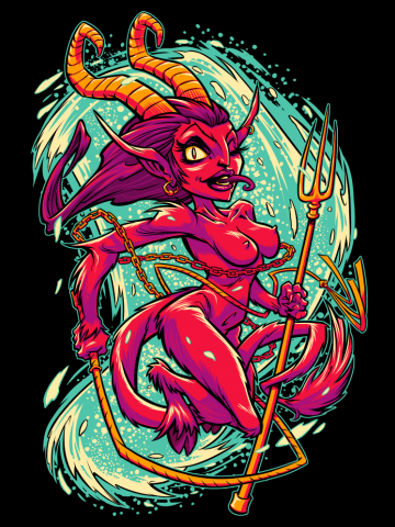 SHE-KRAMPUS