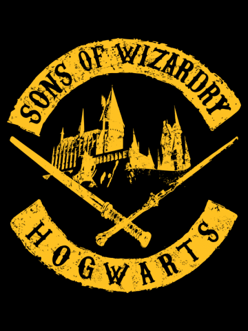 SONS OF WIZARDRY HOGWARTS