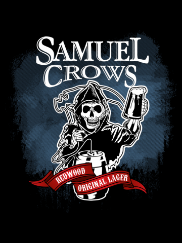 Samuel Crows Redwood Original Lager