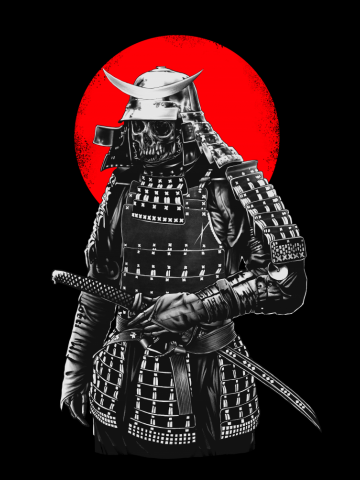 Samurai warrior alt0