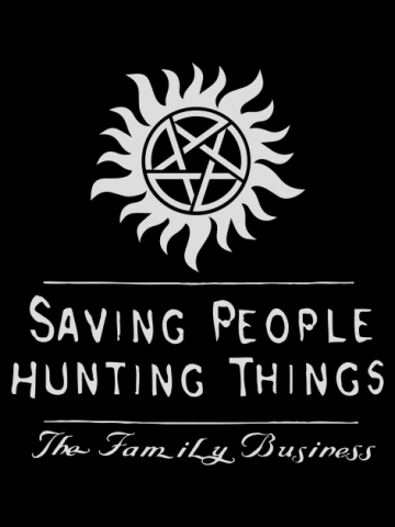 Saving People, Hunting Things - Supernatural