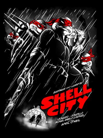 Shell City