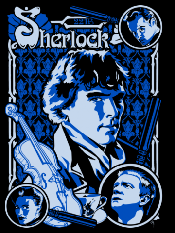 Sherlock Collage