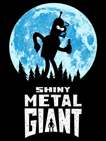 Shiny Metal Giant ALT-0
