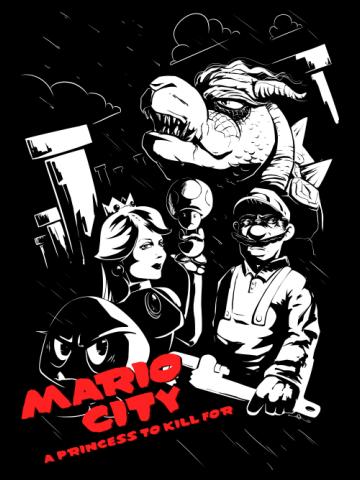 Sin Mario World