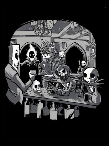 Skull Pub