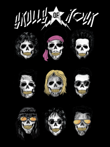 Skulls Of Rock