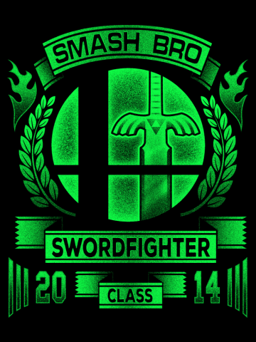 Smash Bro - Swordfighter