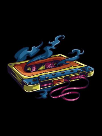 Smoking cassette
