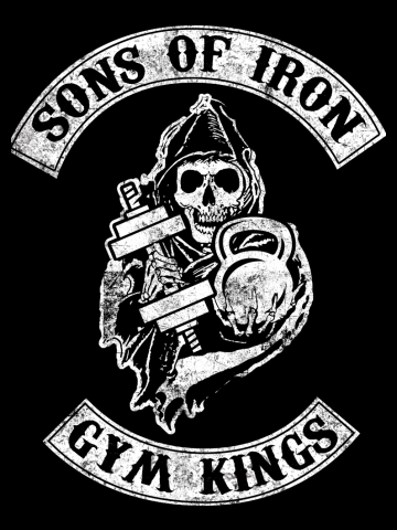 Sons of Iron Gym Kings Bodybuilding Fitness