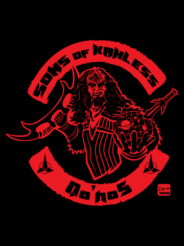 Sons of Kahless (red)