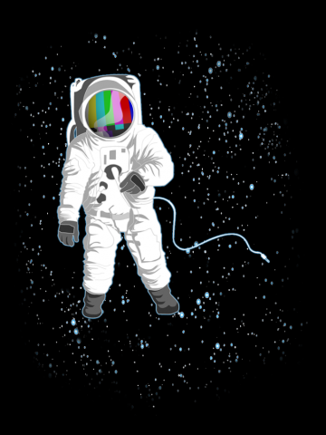 Space Visual Odyssey