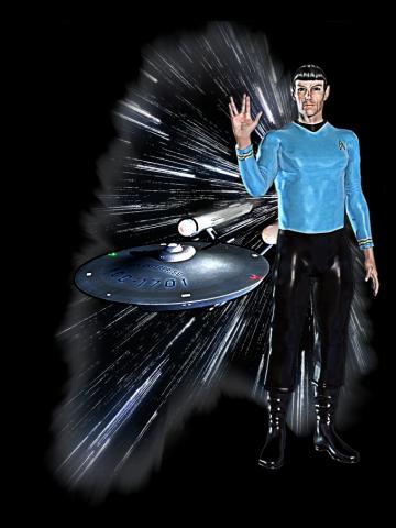 Spock 1701