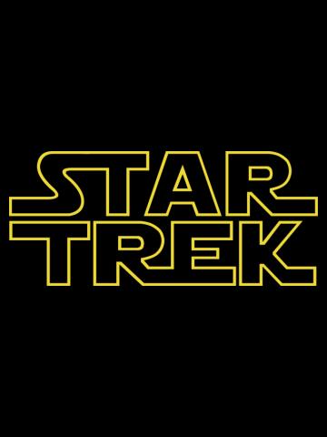 Star Trek, Star Wars... whatever!