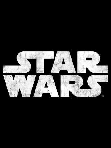 Star Wars Distressed Logo