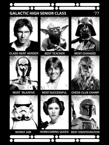 Star Wars Galactic High