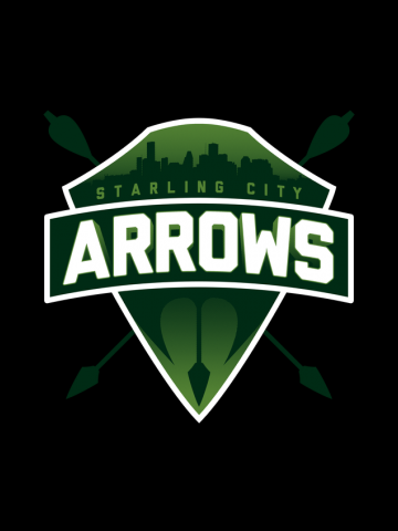 Starling City Arrows Logo - Arrow
