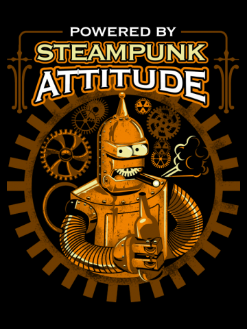 Steampunk Attitute