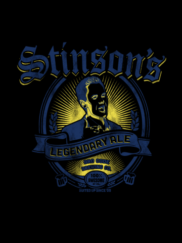 Stinson's Beer - How I meet your mother