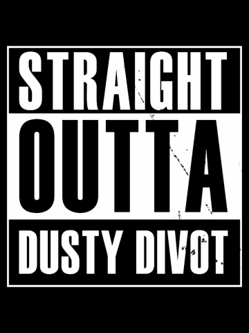 Straight outta Dusty Divot Fortnite