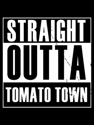 Straight outta Tomato Town - Fortnite