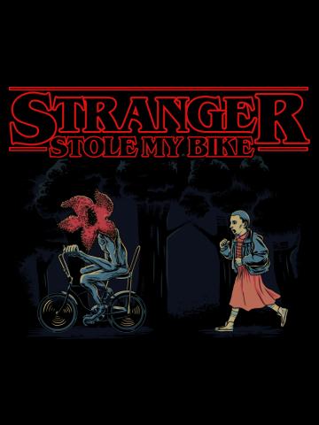 Stranger Stole My Bike