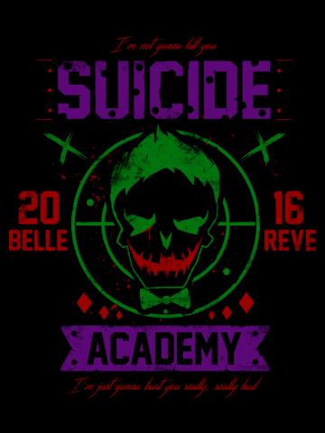 Suicide Academy Joker