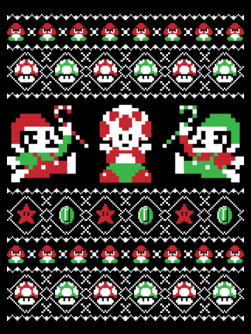 Super Christmas Bros