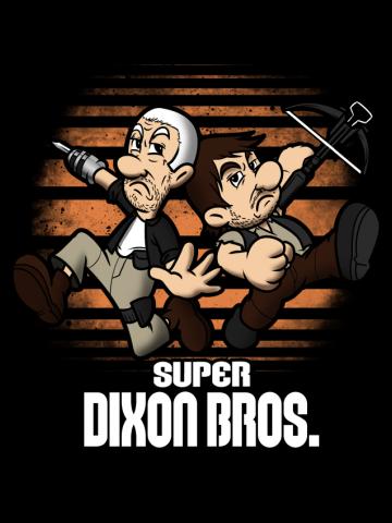 Super Dixon Bros.