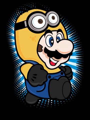 Super Minion Mario