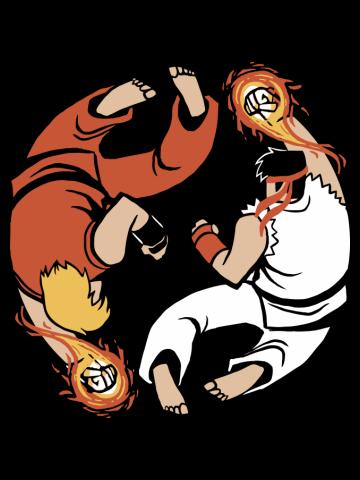 Super Yin Yang