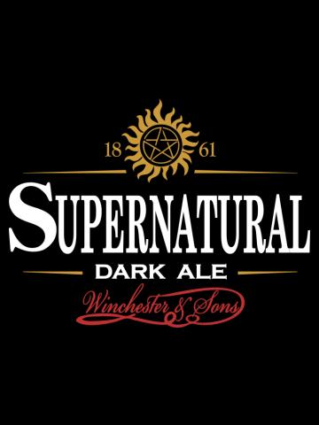 Supernatural Dark Ale