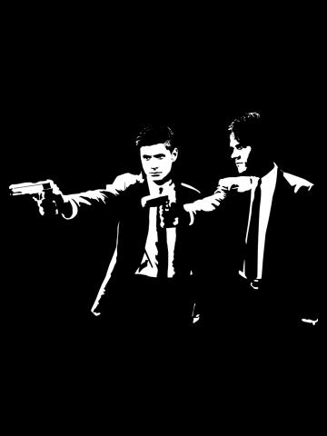Supernatural Pulp Fiction
