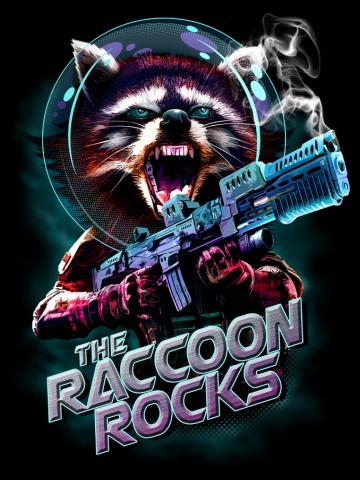 THE RACOON ROCKS
