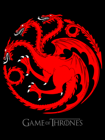 Targarien Sigil - Game of Thrones
