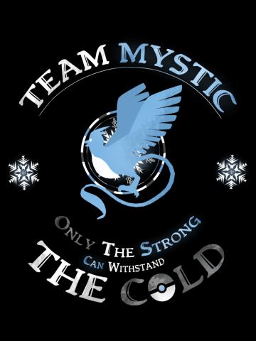 Team Mystic - Pokemon GO! (Articuno)