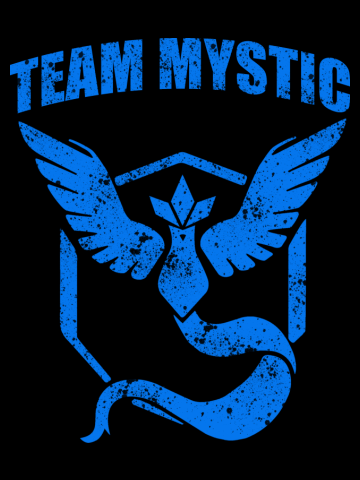Team Mystic - Pokemon Go