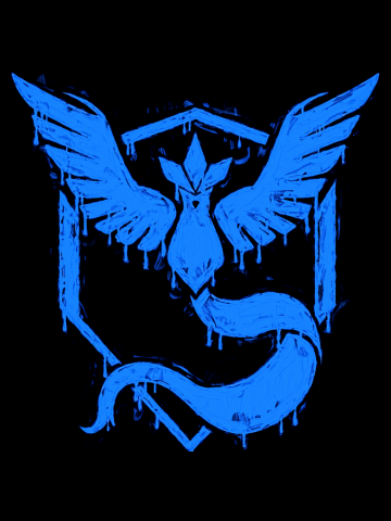 Team Mystic - Song of Ice and Ire