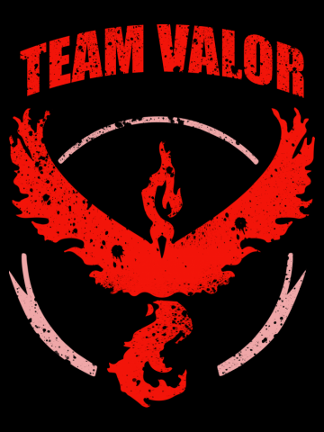 Team Valor - Pokemon Go