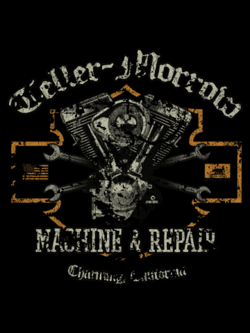 Teller-Morrow Machine & Repair - Vintage